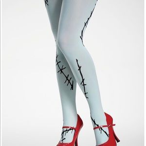 Stitched Sally Tights